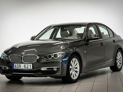 begagnad BMW 320 d Sedan Automat Tacklucka GPS