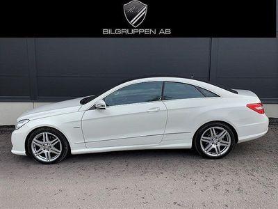 begagnad Mercedes E350 CDI Coupé AMG/7G-TRONIC