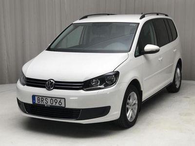 begagnad VW Touran 1.4 TGI EcoFuel