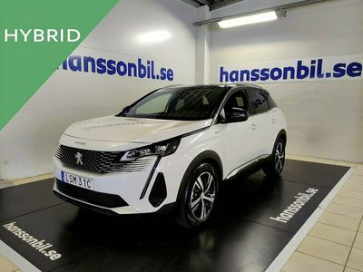 begagnad Peugeot 3008 GT HYBRID4 300hk Ultimate Business Ejdrag