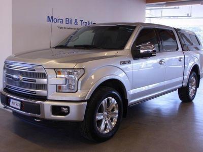 gebraucht Ford F-150 Platinum 3,5 V6 370hk Ecoboost 4X4 -16