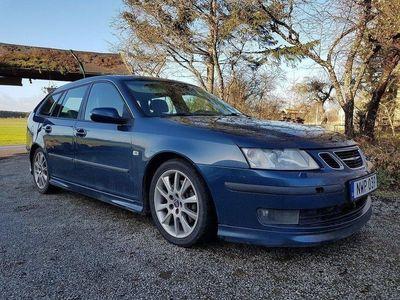 begagnad Saab 9-3 Aero SportCombi 2.8 Turbo V6 Automat