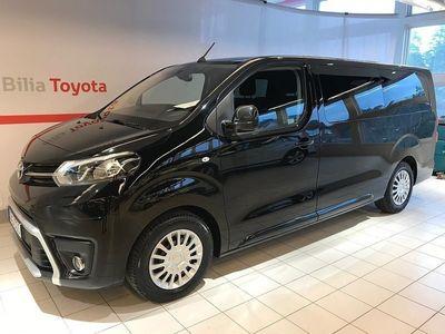 begagnad Toyota Verso ProAce 1.6 Shuttle 8Sits Euro6 2017, Kombi 209 500 kr