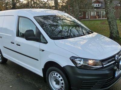 begagnad VW Caddy Maxi Life Caddy Maxi 2,0 TDI 4-Motion Verkstadsinredning 2016, Personbil 223 750 kr