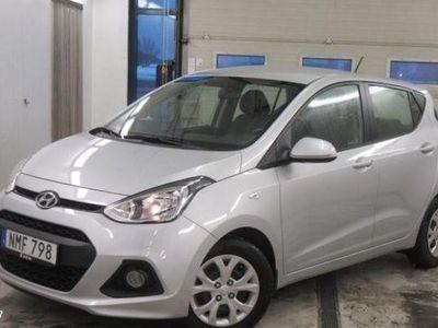 gebraucht Hyundai i10 med farthållare -15