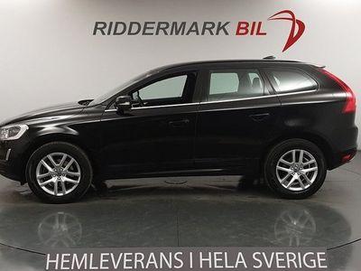 begagnad Volvo XC60 D4 AWD Momentum Eu6 Voc Navi 190hk