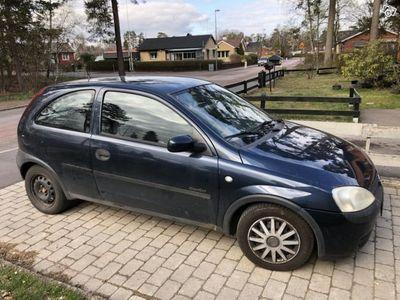 begagnad Opel Corsa -01