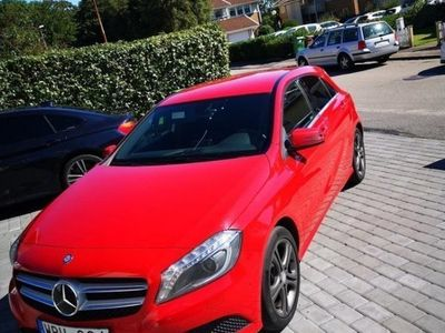 begagnad Mercedes A200 CDI