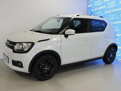 begagnad Suzuki Ignis 1.2 Dualjet 4WD *1,95% RÄNTA*