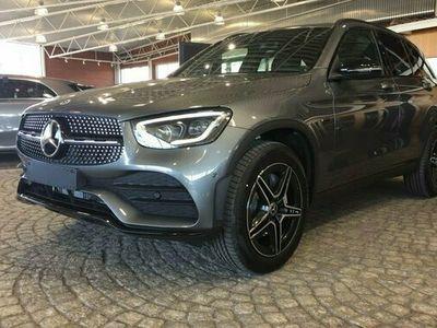 begagnad Mercedes 300 GLC Benzde 4MATIC AMG Line & Premiumpkt 2021, SUV Pris 634 900 kr