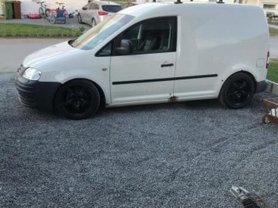 gebraucht VW Caddy -08