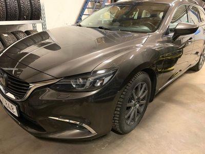 begagnad Mazda 6 Fullutrustad