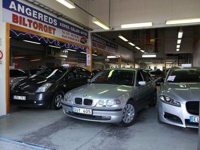 begagnad BMW 316 Compact i 116hk 0%Ränta