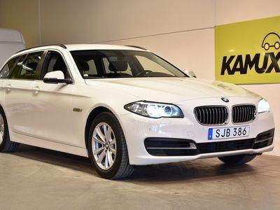 begagnad BMW 520 d Aut Drag S&V-Hjul (190hk)
