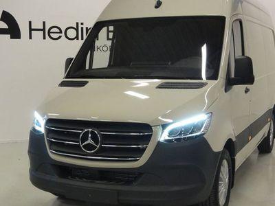 begagnad Mercedes Sprinter 319 CDI SKÅP A2