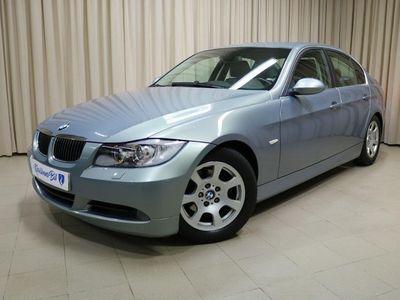 begagnad BMW 325 i Sedan Automat NAVI E90 (218hk)