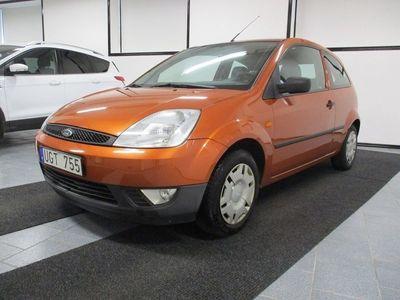 used Ford Fiesta 3-dörrar 1.4 Duratec 80 hk