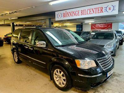 begagnad Chrysler Grand Voyager RT