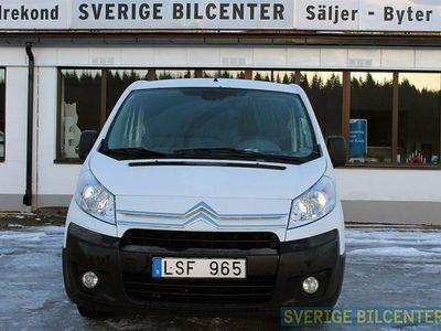 begagnad Citroën Jumpy III 2.0 HDI 136 HK LÅGMIL Drag -11