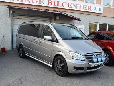 begagnad Mercedes Viano V6 3.0 Auto Trend 224hk 7-sits Nybes 0kr kontant
