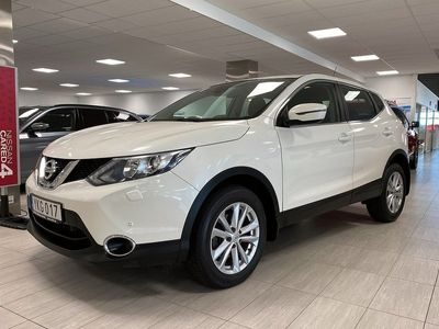 begagnad Nissan Qashqai DCI 130 ACENTA 2WD XTRONIC E6 SAFETY PACK