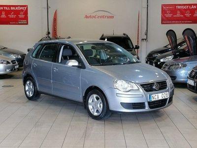begagnad VW Polo 5-dörrar 1.4 Comfort 80hk 0:-