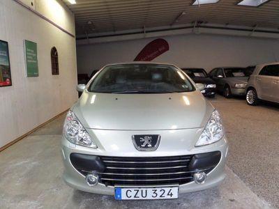 begagnad Peugeot 307 CC 2,0/EL-CAB/0-KONTANT -07