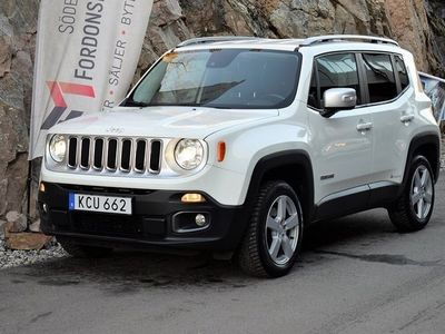 begagnad Jeep Renegade 2.0 CRD 4WD Automat Limited Euro 6 140hk