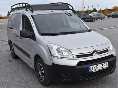 begagnad Citroën Berlingo 3-Sits 1.6 HDi 90hk