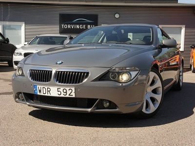 begagnad BMW 645 Ci Coupé Dynamic 333hk