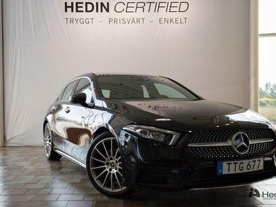 brugt Mercedes A180 d // AMG & Navigation //