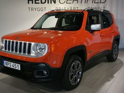 brugt Jeep Renegade 2,0 LIMITED 4WD* SoVhjul