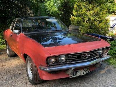 begagnad Opel Manta