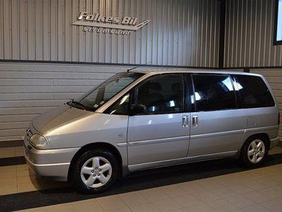 begagnad Peugeot 806 ST 2,0T kamrem bytt