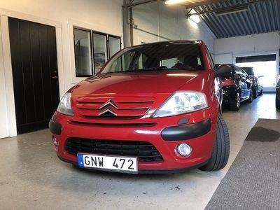 begagnad Citroën C3 1.6 HDiF 109hk -08