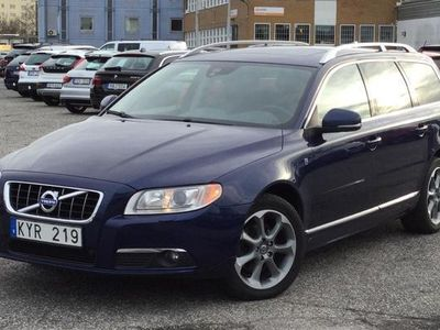 begagnad Volvo V70 II D3 2012, Kombi 92 300 kr - 118 300 kr