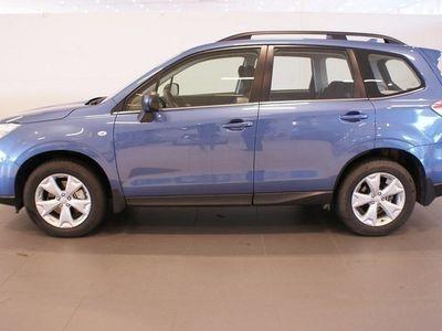 begagnad Subaru Forester 2.0D X CVT