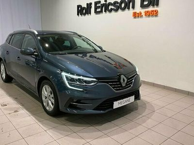 begagnad Renault Mégane MeganeSport Tourer PhII TCe 140 Zen EDC ST 2021, Kombi Pris 272 500 kr