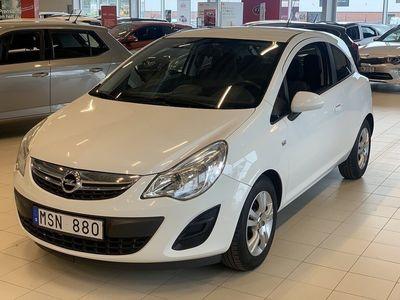 brugt Opel Corsa 3dr 1.2 ECOFLEX (85hk) PDC