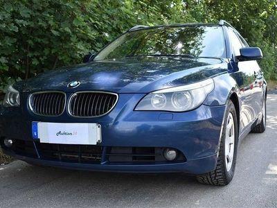 begagnad BMW 525 i Touring Automatisk, 218hk