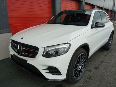 gebraucht Mercedes GLC220 D 4-Matic SUV Aut //AMG Line//