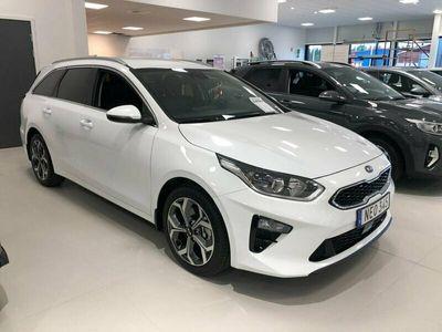 begagnad Kia cee'd Sportswagon 1.5 T-GDI DCT Euro 6 160hk Advance