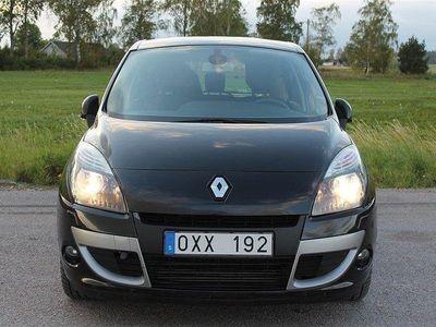 begagnad Renault Scénic 1.5 dCi BOSE 110hk