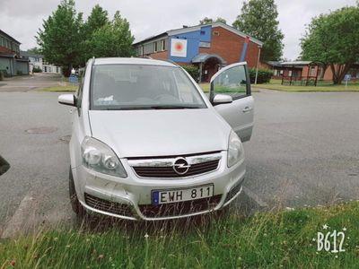begagnad Opel Zafira 08 miljöbil