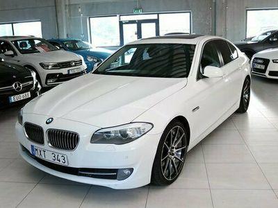 begagnad BMW 528 i Sedan Taklucka Drag Svensksåld 2010, Sedan 139 900 kr