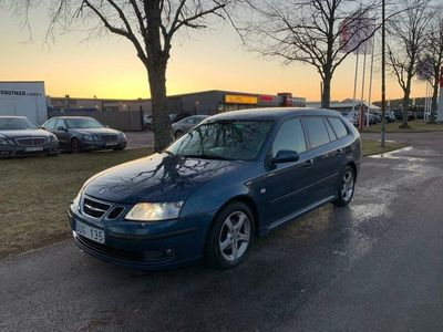 begagnad Saab 9-3 1,9 tid auto
