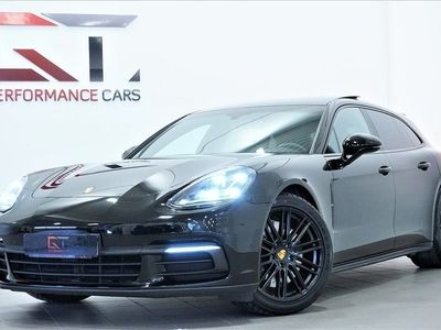 begagnad Porsche Panamera 4 Sport Turismo 330hk SE UTR