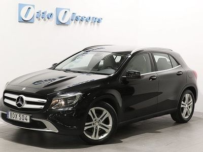 begagnad Mercedes GLA220 CDI 4MATIC Urban Aut, Nav, Drag