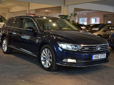 begagnad VW Passat 2.0 TDI 4M Aut (190HK) GT Executive