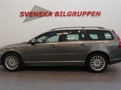 brugt Volvo V70 D5 AWD Momentum Aut Drag Läder Pdc -09